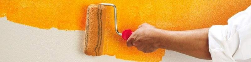 Фарби для стін і стель