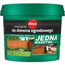 Altax Імпрегнант для садової деревини 10л