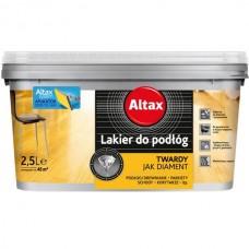 Altax Лак для підлог  (Твердий як алмаз)