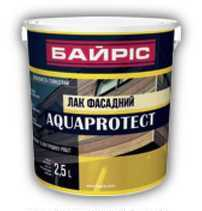ЛАК ФАСАДНИЙ «AQUAPROTECT»